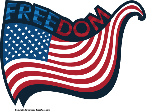 USA clipart american freedom #1