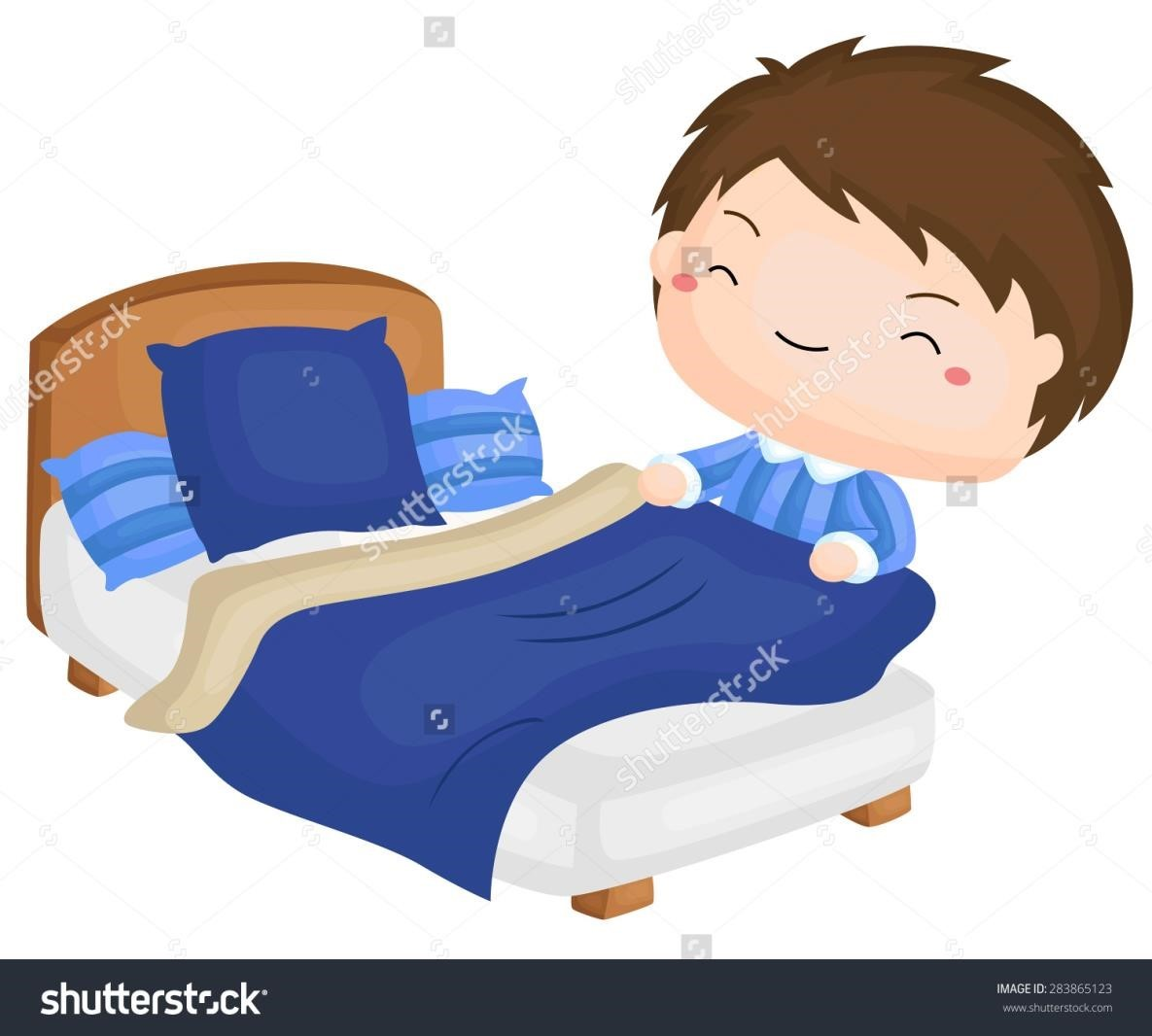 Blanket clipart warm blanket Art Blanket Kid Picnic Bed