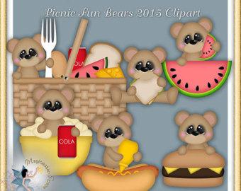 Picnic clipart fun #14