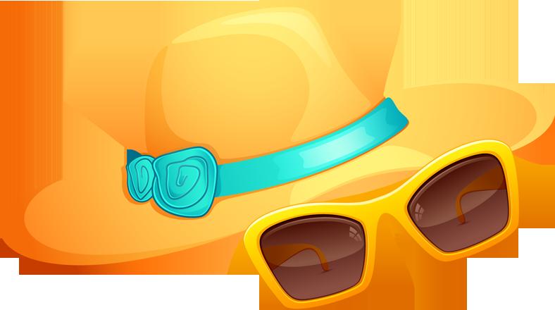 Summer clipart summer shades #3