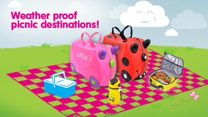 Picnic clipart indoor activity Trunki The Outdoor & Picnic!