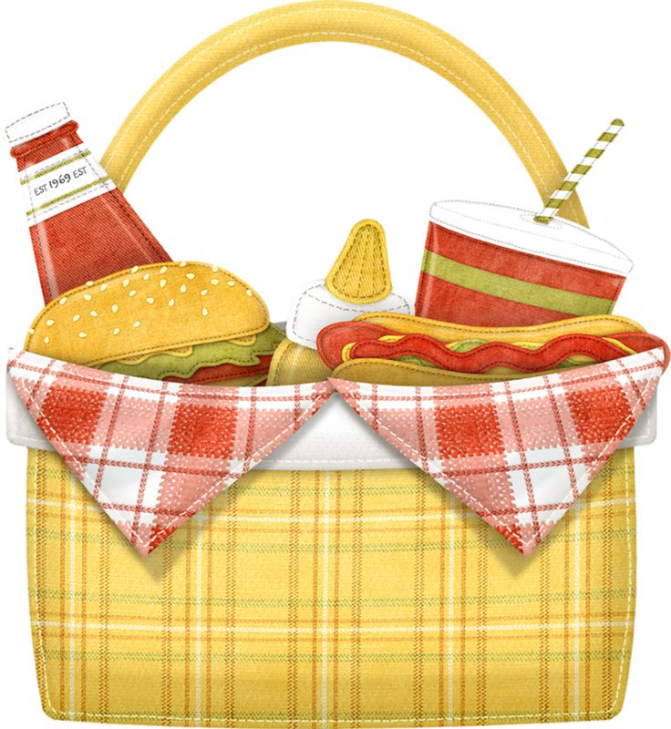 Picnic Basket clipart picnic bbq Best picnic on Pinterest 122
