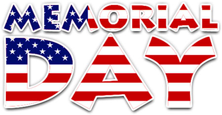 Ribbon clipart memorial day #4