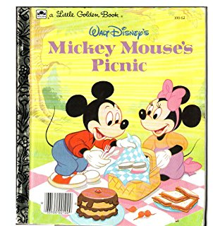 Picnic clipart mickey mouse Picnic Book):  Little Mickey