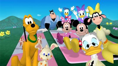 Picnic clipart mickey mouse Mouse renovated the 5) Picnic