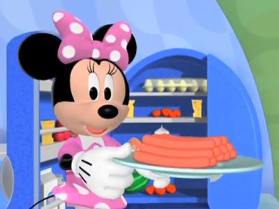 Picnic clipart mickey mouse 3 Minnie's Mickey Party! page