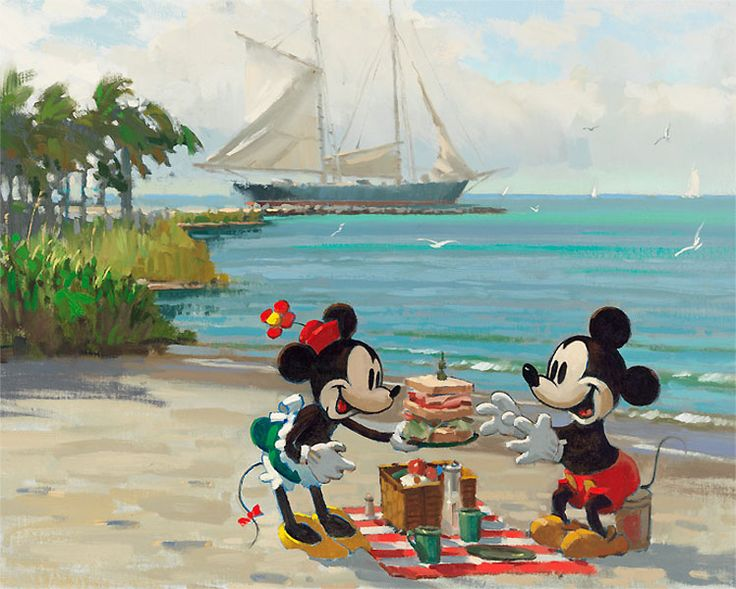 Picnic clipart mickey mouse Mickey world best about art