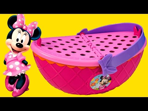 Picnic clipart minnie mouse #8