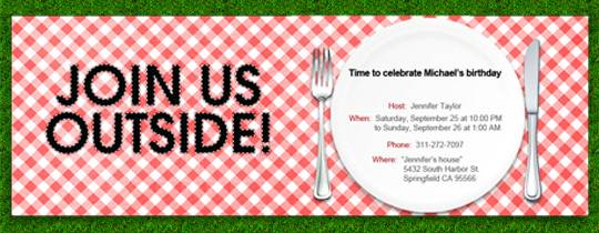 Date clipart join us Join free Us Outdoor Invitation