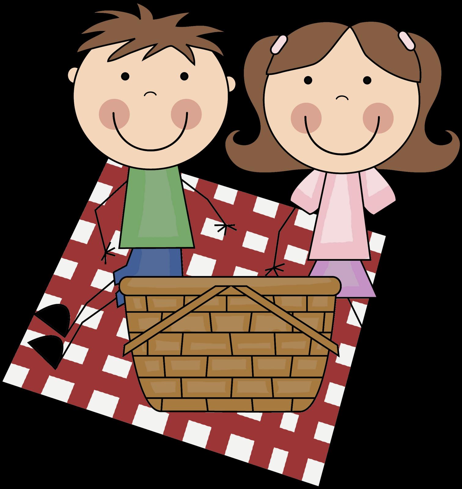 Picnic Basket clipart company picnic Clipart Picnic Info Blanket Free