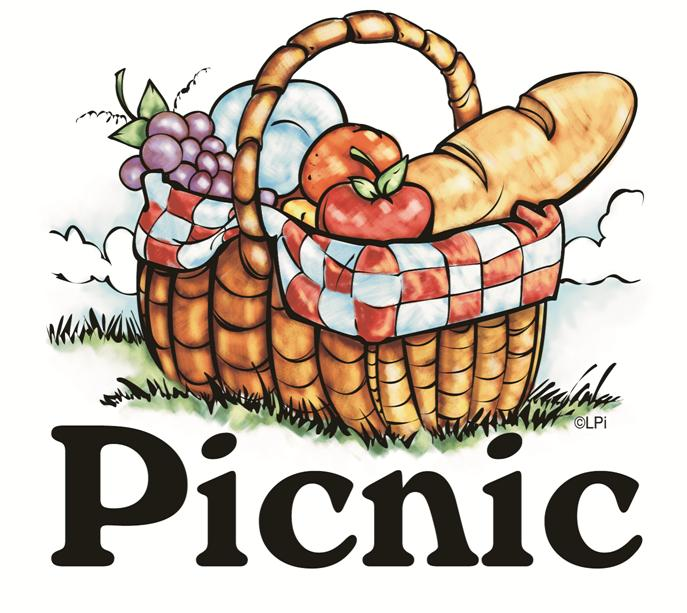 Picnic clipart picnic lunch Basket Drill Team Clipart Clipart
