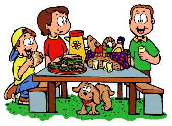 Picnic clipart picnic park Illustrations Park Stock Picnic Family