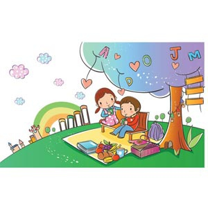 Picnic clipart picnic park Pictures clip clipartcow art picnic