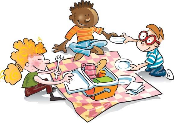 Picnic clipart picnic party Lunch Art Clipart Clip