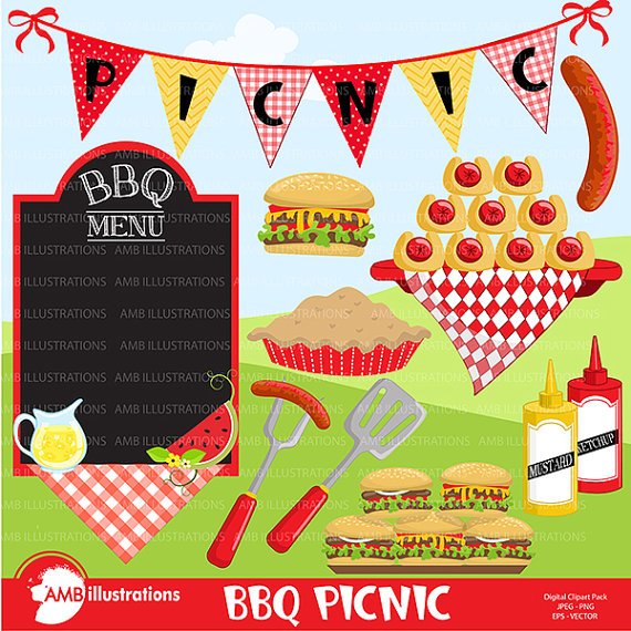 Saying clipart picnic AMB party clipart art clipart