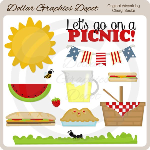 Picnic clipart pleasure #4