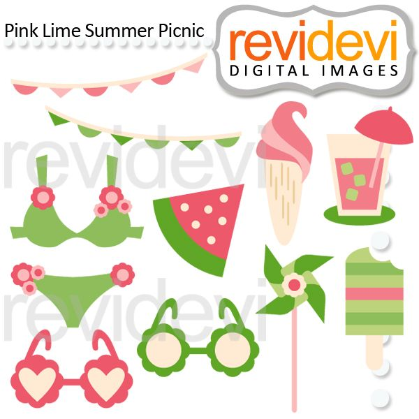 Picnic clipart pool Summer best clipart images 439