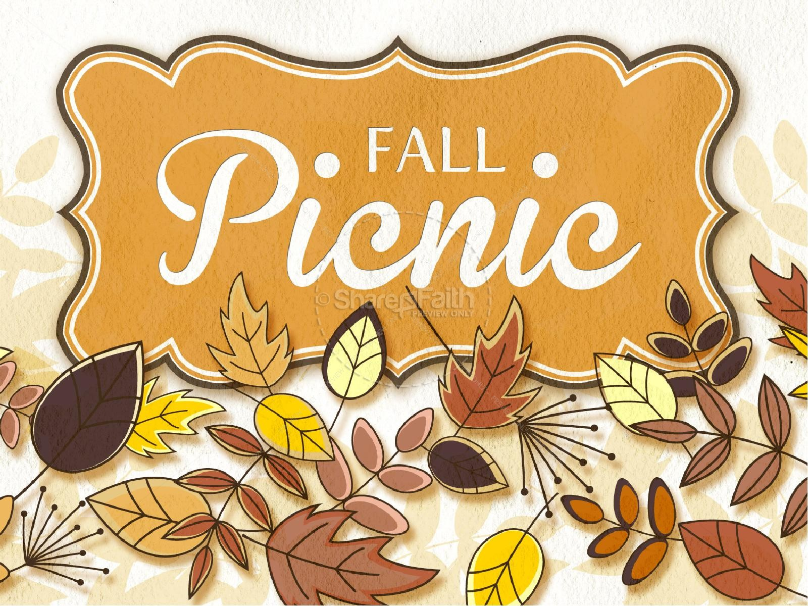 Picnic clipart save the date #14