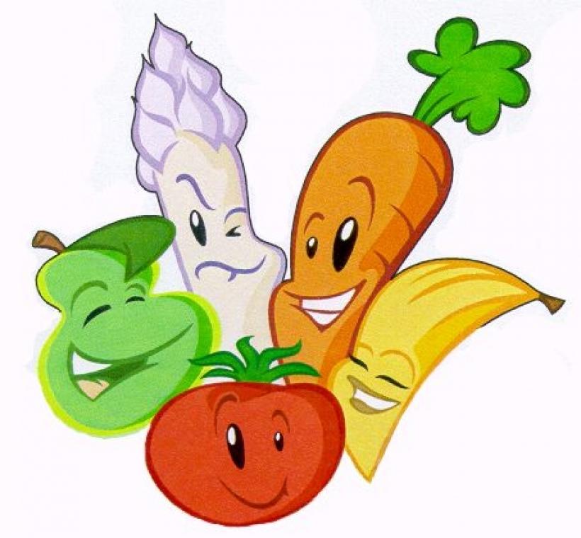 Banana clipart snacktime Clipart preschool time fruit fruit