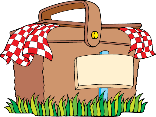 Picnic Basket clipart school picnic And Art Snack Clip Art