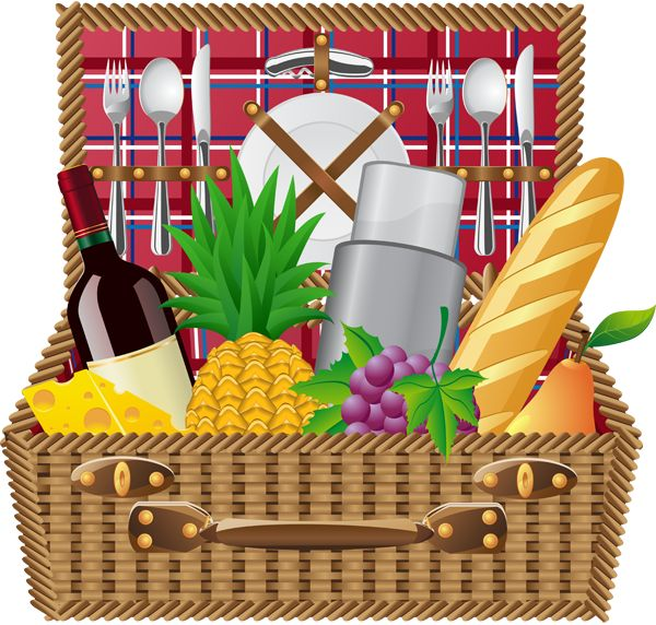 Picnic clipart summer weather #8