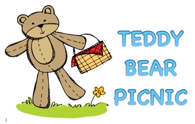 Picnic clipart teddy bear picnic #10