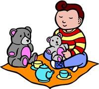 Picnic clipart teddy bear picnic #2