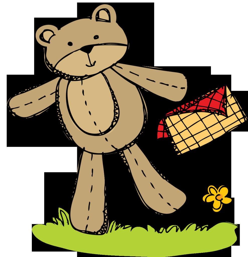 Picnic clipart teddy bear picnic #6