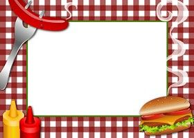 Barbecue Sauce clipart border 185 on best Cook+Out+Bbq+Picnic+Printable+Candy+Wrappers+Raspberry+ images