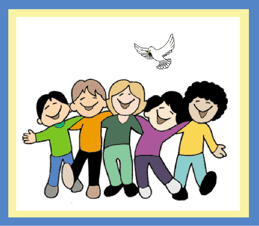 Religion clipart child church #2