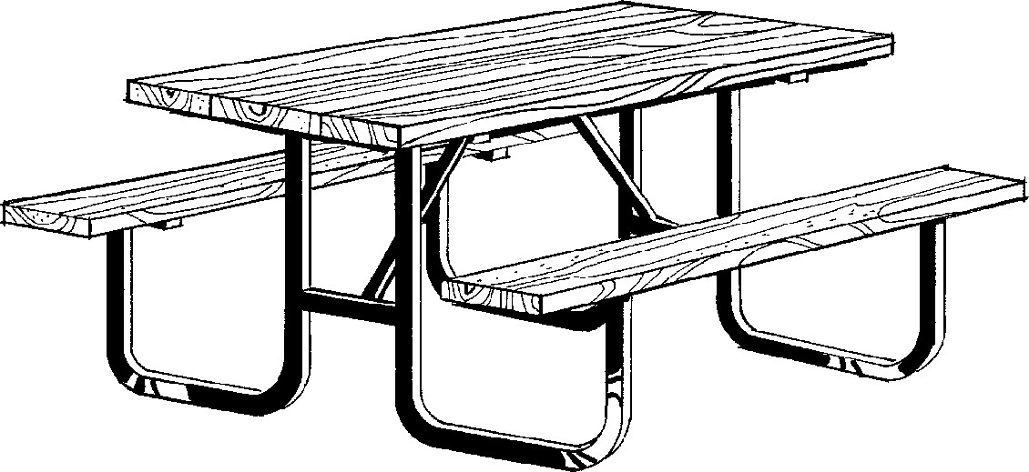 Picnic Table clipart Clip table Picnic images and