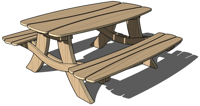 Picnic Table clipart beach picnic Picnic Wood Best Work com