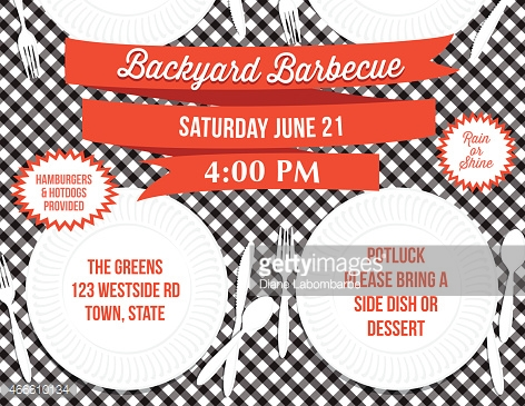 Picnic Table clipart june Bbq collection clipart Bbq Backyard