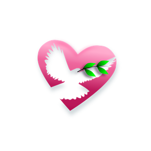 Pigeon clipart love pigeon Love Love peace of and