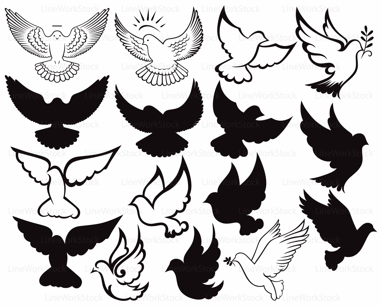 Peace Dove clipart dove bird #7