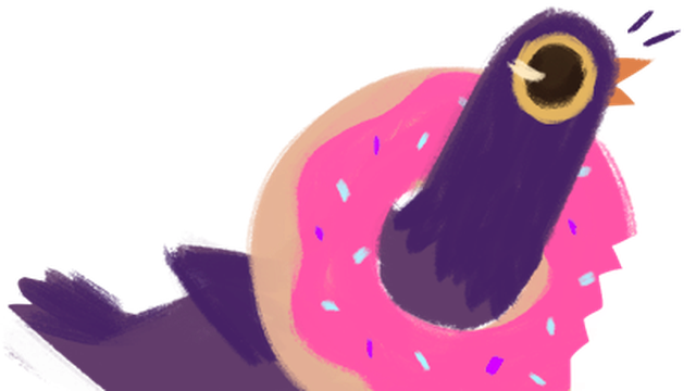 Pidgeons clipart head Purple Where the even meme