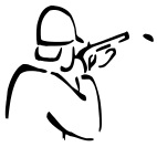 Pigeon clipart sporting clay Sporting clay clay clipart clipart