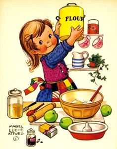 Pie clipart apple crumble Some VINTAGE thompson~Apple Pie mary