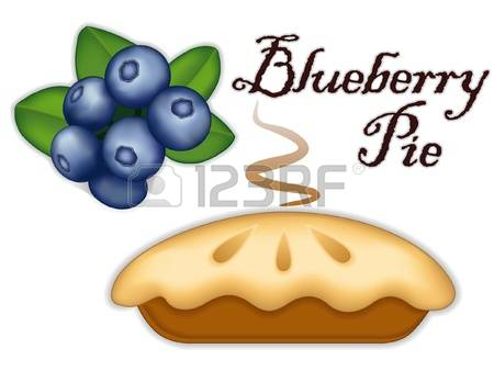 Pie clipart blueberry pie Pie Berry 280 collection Stock