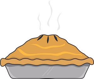 Pies clipart top view Clip Pie Clipart Clipart Free