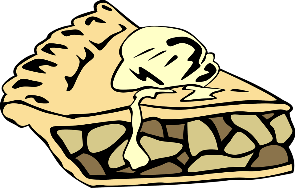 Pie clipart animated Animated Pie Illustration clipart collection