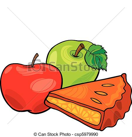 Pie clipart applie Clip apple apples pie