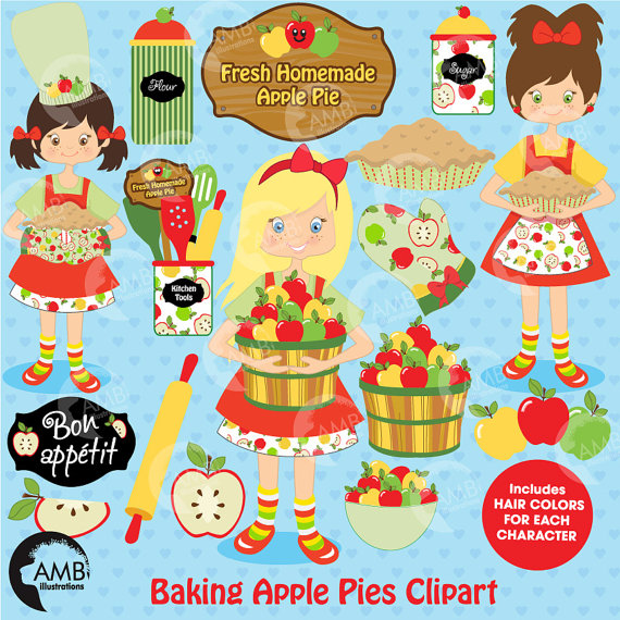 Pies clipart bake sale Clipart AMB Chef from Sale