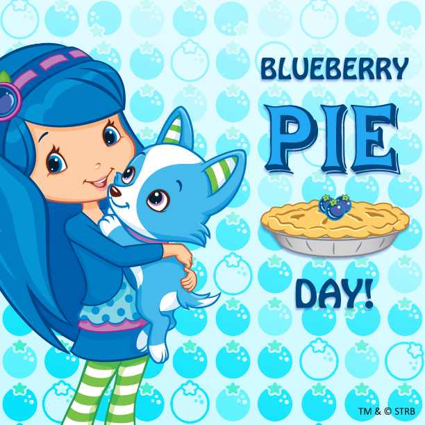 Pies clipart blueberry pie Pie  Scouty Strawberry and