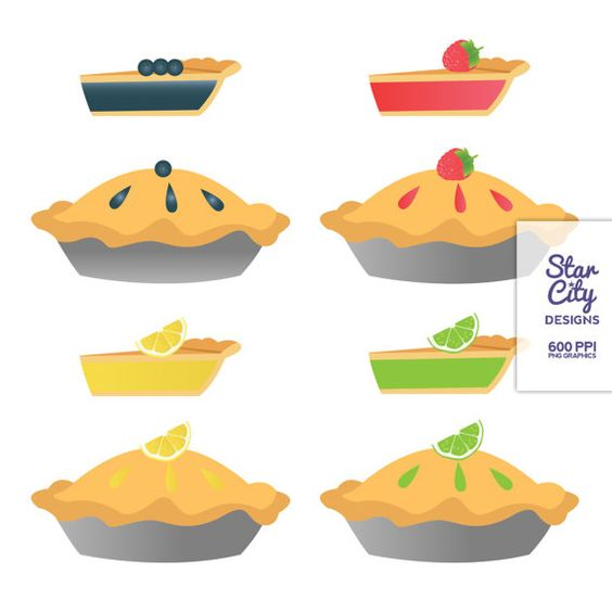 Pies clipart blueberry pie By of blueberry ideas catalog