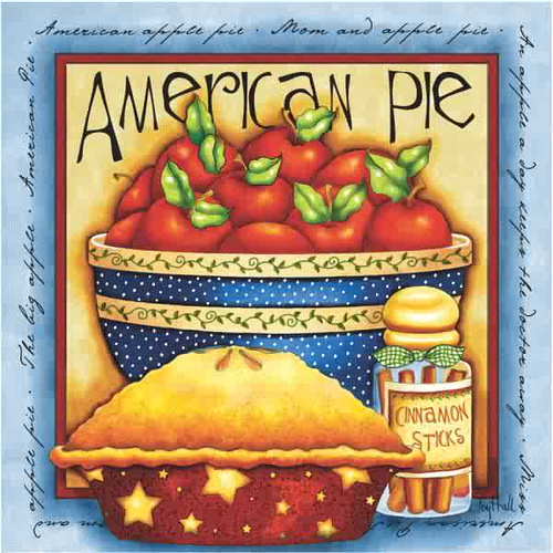 Pies clipart country apple Decoupage art Sharing! Photo Pinterest