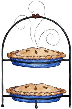 Pie clipart recipe Mary VINTAGE  some clipart