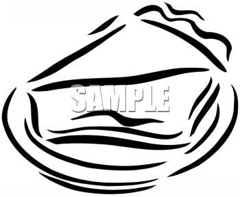 Pie clipart plate Of and On Clipart com