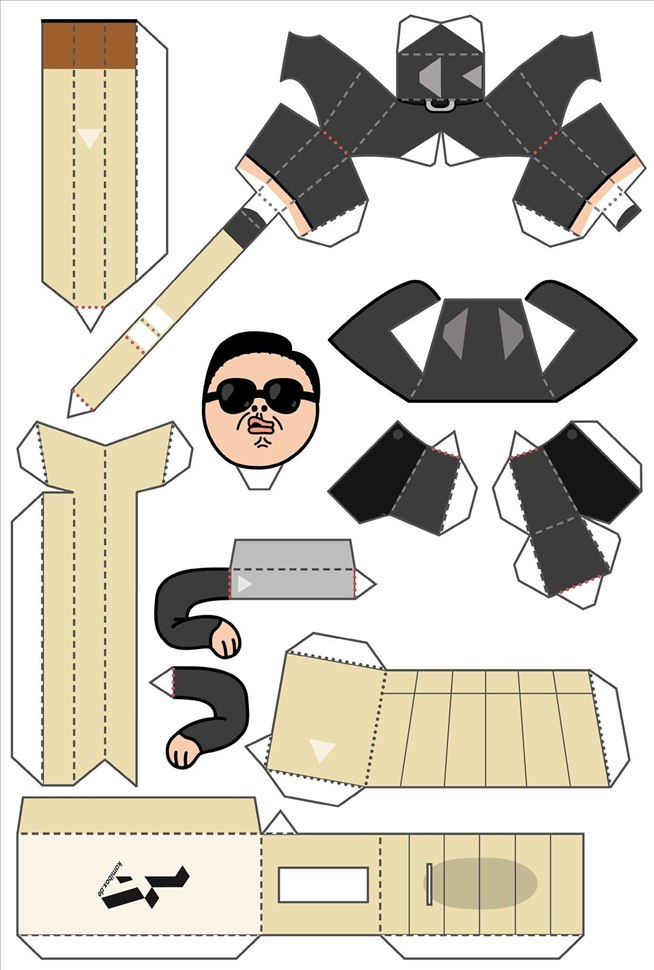 Pie clipart psy Dance PSY « Whenever To: