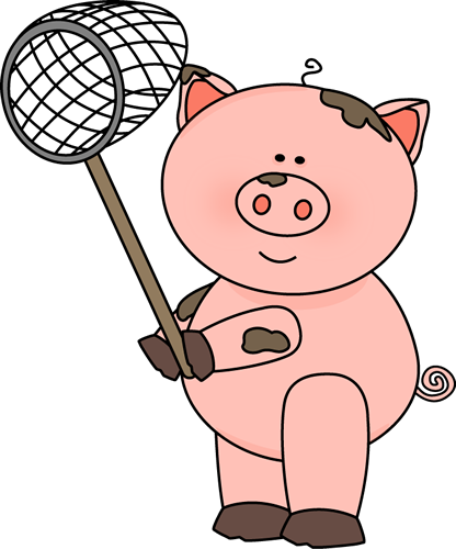 Pig clipart cute pig A Pig Pig Holding Images